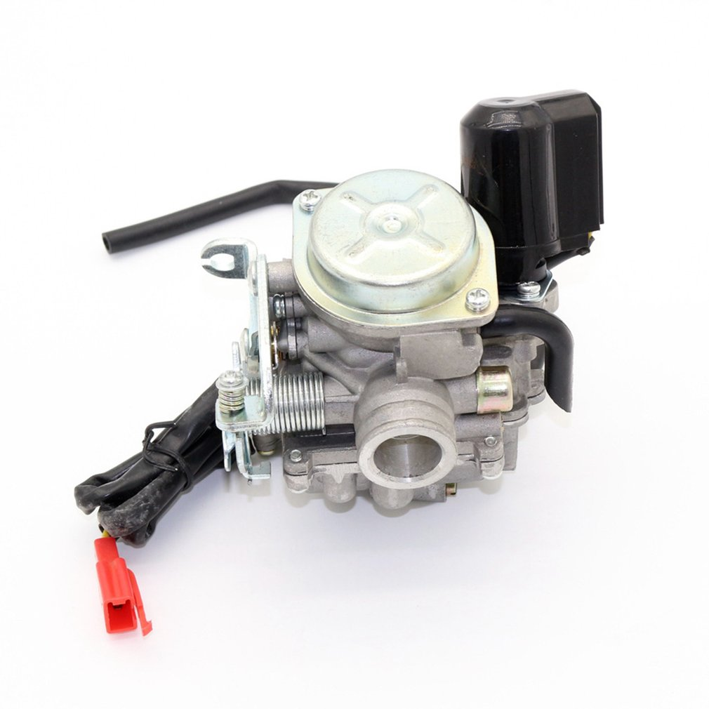 Durable 18mm Carb Carburetor For <font><b>GY6</b></font> <font><b>50CC</b></font> 139QMB 139QMA Scooter Carburetor Professional Automobile <font><b>Engine</b></font> <font><b>Parts</b></font> image