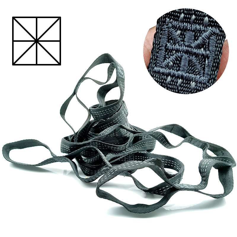 Practical Boutique Hammock  Straps Adjustable.Can Be Used As Camping Hammock Garden Swing, Can Hold 2000 Kg . Hamak