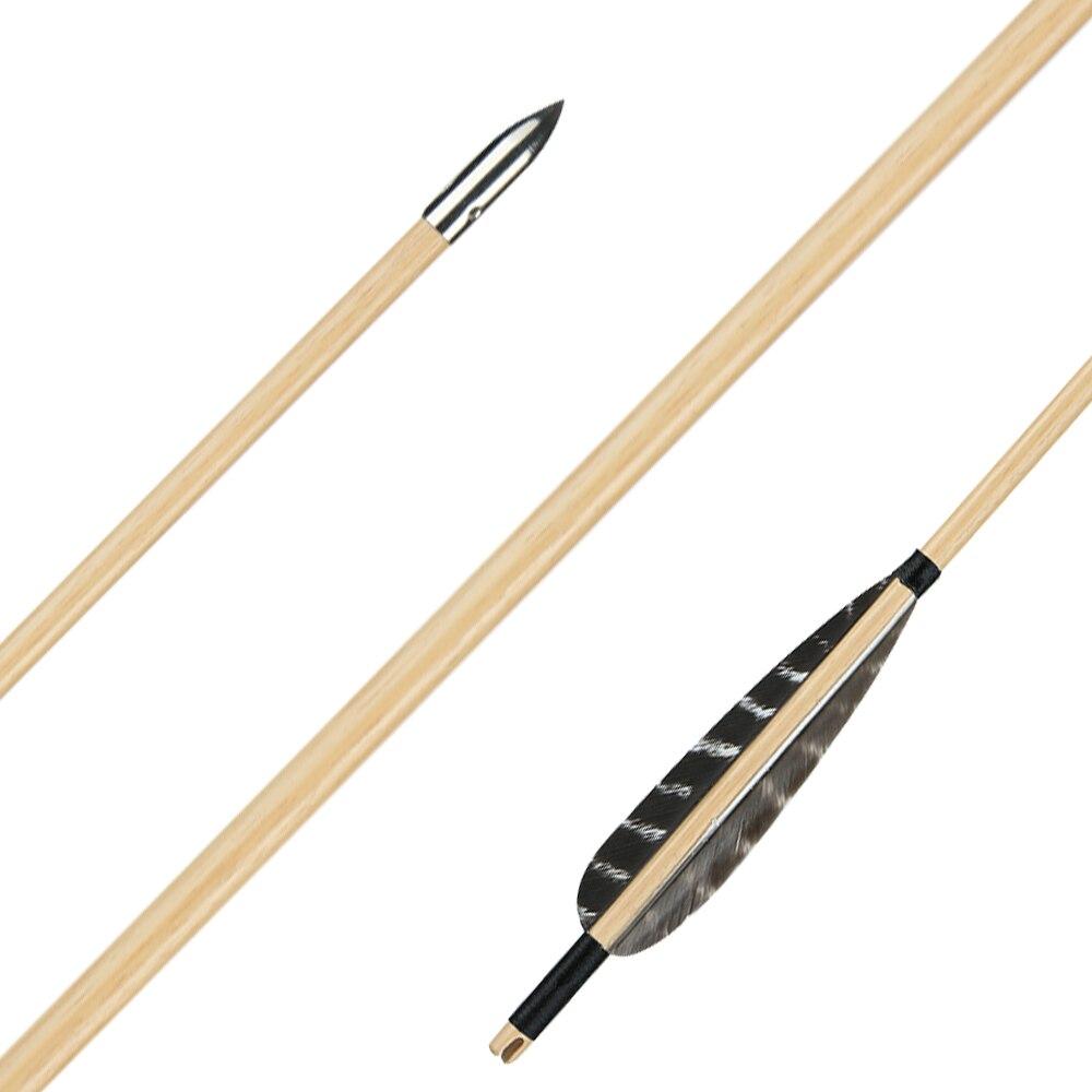 12 pçs de madeira cedro flecha com