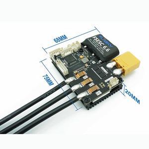 Image 3 - Skate Eletrico Fsesc 6.6 Gebaseerd Op VESC6 Met Koellichaam Electronic Speed Controller Voor Surfen/Skiën Flipsky