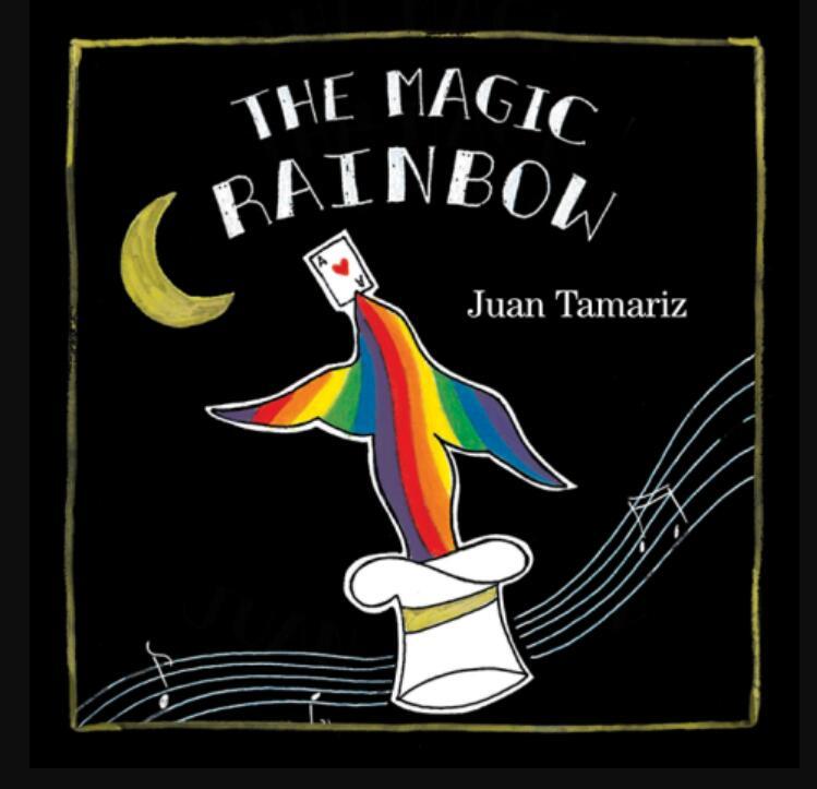 Magic Rainbow By Juan Tamariz Magic Trick