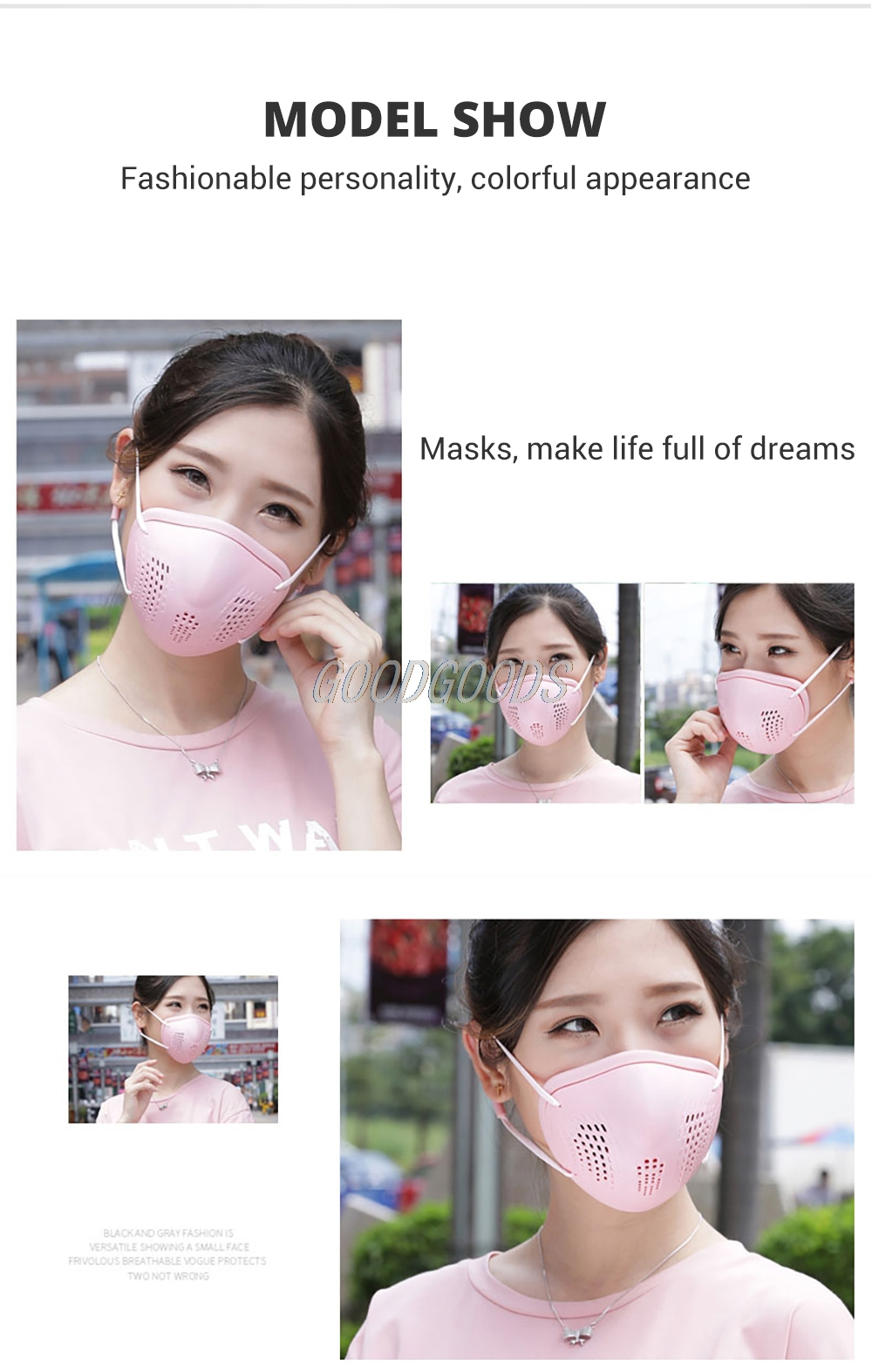 H285202d1701a4a3288421eea88c51eabc Silicon Face Mask Dustproof Mask Facial Protective Cover Washable Masks Anti-Dust Bacteria Proof Facemask PM2.5 Pollution