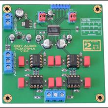 HiFi PCM1794A DAC אודיו מפענח 24Bit 192kHz DAC פענוח מודול 5532*2 + 5534*2