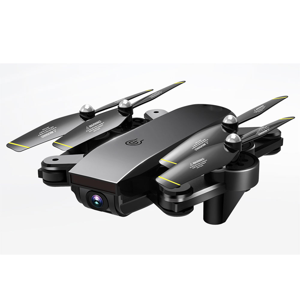 1080P Camera RC Drone 1080P Camera Drone 1080P Camera UAV Drone Gift RC 6-Axis Stable Gimbal Hover Gesture Foldable RTF(China)