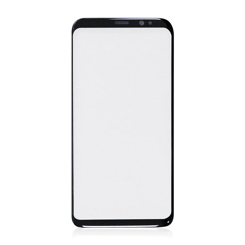S8Plus Outer Screen For <font><b>Samsung</b></font> <font><b>Galaxy</b></font> <font><b>S8</b></font> Plus G955 Front Touch Panel LCD Display Out <font><b>Glass</b></font> Cover Lens Phone Repair <font><b>Replace</b></font> Part image