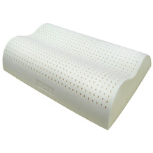 Latex Pillow Vietnam Imported Latex Pillow Wave Pillow Hot Sale Neck Pillow Pillows for Bedroom