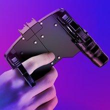 Gamepad Joystick Helper Controller dla telefonu komórkowego gra Shooter przycisk wyzwalania dla iphone #8217 a dla telefonu z systemem Android tanie tanio ONLENY Brak NONE CN (pochodzenie)