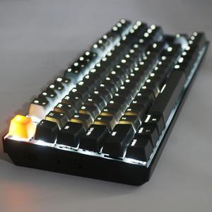 Image 5 - Keychron K8 אלחוטי Bluetooth מקלדת מכאנית 87 מפתחות Gateron מתג לבן תאורה אחורית מקלדת עבור Mac Windows