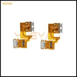 Doca usb conector de carregamento porto cabo flexível para sony xperia tablet z sgp311 sgp312 sgp321 carregamento flex
