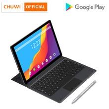 CHUWI HiPad X 10.1 inç 1920x1200 ekran MTK Octa çekirdek Android 10 OS 6GB RAM 128G ROM telefon görüşmesi tabletler 7000mAh