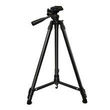 ET-305, портативный профессиональный штатив для камеры, держатель для цифровой камеры, держатель для телефона, 3,5 кг, подшипник, телескоп, монокулярный штатив