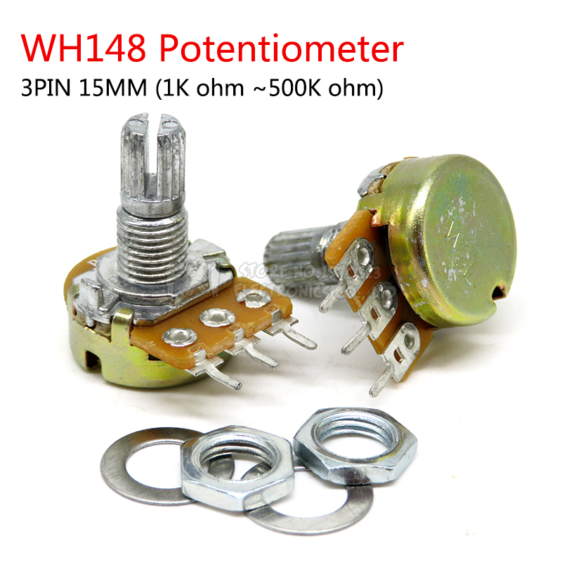 5pcs-wh148-b1k-b2k-b5k-b10k-b20k-b50k-b100k-b500k-3pin-15mm-shaft-amplifier-dual-stereo-potentiometer-1k-2k-5k-10k-50k-100k-500k