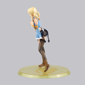 Image 3 - Anime Sexy Girls Figure Fairy Tail Lucy Heartfilia 1/8 Scale Painted PVC Action Figure Collectible Model Adult Toys Doll Gift
