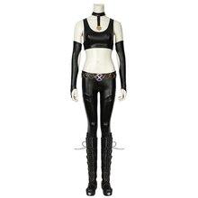 MARVEL BISHOUJO X-MEN Costume X-23 Wolverine Logan Laura Kinney Cosplay Leather Uniform Girl Superhero Halloween Carnival Outfit