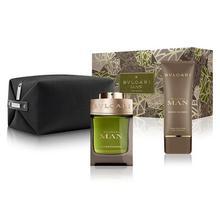 Bvlgari Man Wood Essence EDP 100 ml Men Parfume Set Original