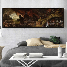 The Garden of Earthly Delight And Hell by Hieronymus Bosch HD Details Canvas Print Painting Art Home Decoration For Living Room hieronymus bosch visions of genius