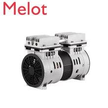 цена на 550W/600W/750W silent air compressor head silent air pump painting woodworking dental accessories air pump pump head motor