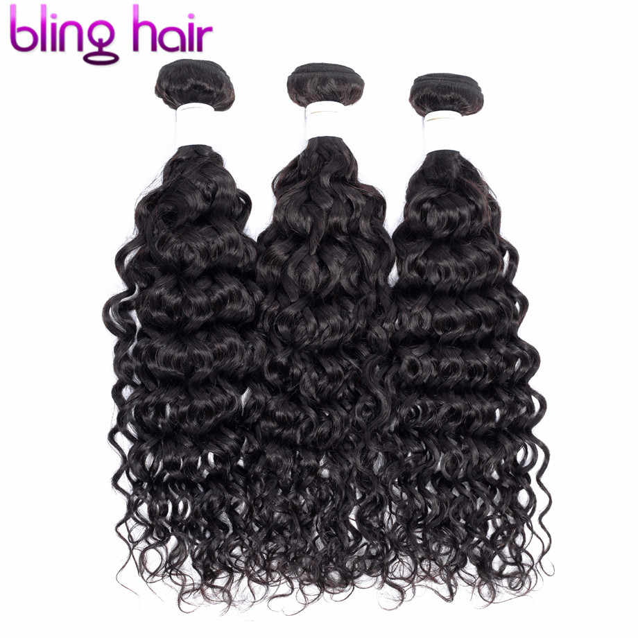 Шикарные волосы, волнистые пучки волос, бразильские пупряди волос, 100% человеческие волосы для наращивания, натуральный цвет, 8-26 дюймов, бесп...