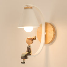 Настенный светильник в скандинавском стиле для детей настенный
