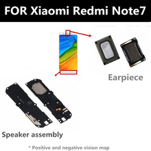 FOR Xiaomi redmi note7 NOTE 7 Loudspeaker composition Front Earpiece Ear piece Speaker earpiece
