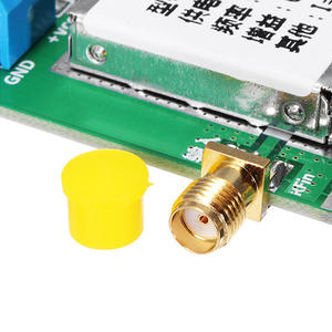 Image 4 - Amplificador de baixo nível de ruído lna da placa do amplificador de banda larga do rf do ganho de 0.1 2ghz 64db
