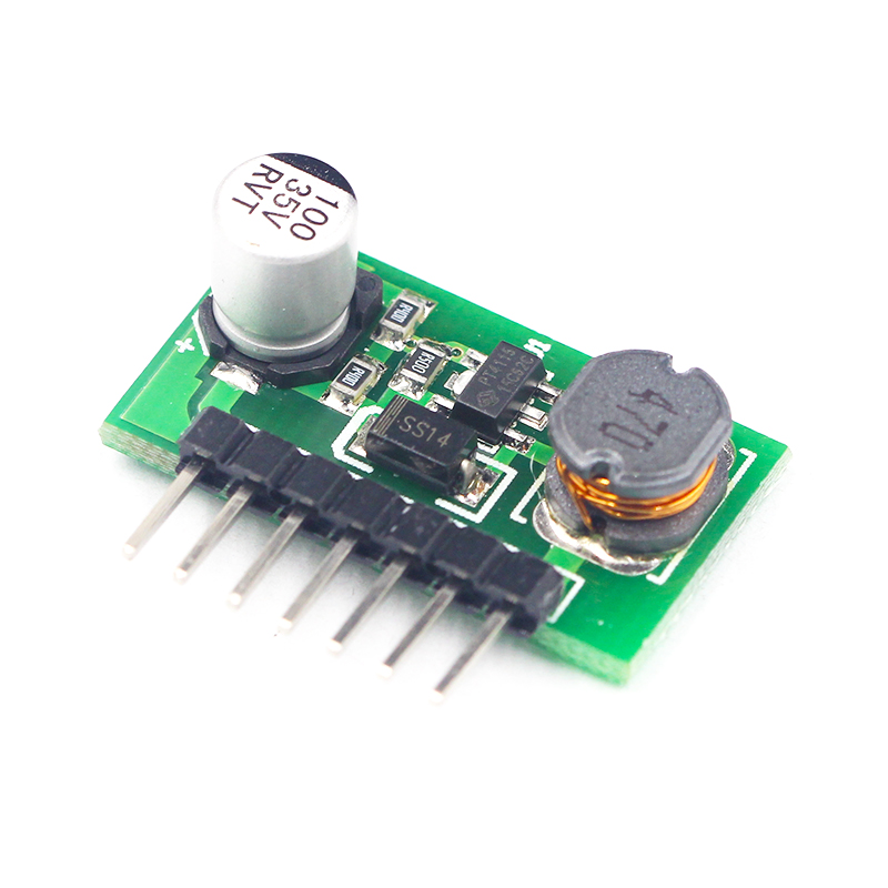 3W DC IN 7-30V OUT 700mA LED Lamp Driver Support PMW Dimmer DC-DC 7.0-30V To 1.2-28V Step Down Buck Converter Module