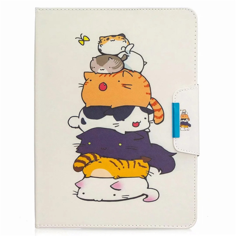 Flamingo Panda 2020 For Unicorn Case 11 iPad Funda Cover Tablet Kawaii Coque for Pro