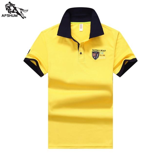 Summer new men polo shirt mens synthetic fiber Fabric mens short-sleeved embroidery polo shirt casual Breathable polo shirt 633 3