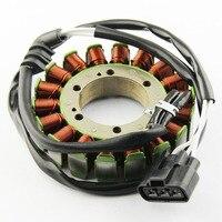 Motorcycle Accessories Magneto Engine Stator Generator Coil For Yamaha 5JW 81410 00 5JW 81410 10 FJR1300 FJR1300A