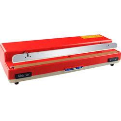 SF-400 Table Type Hand Pressure Sealer Plastic Aluminum Foil Food Bag Sealer 3mm Heat Sealer  Vacuum Food Packers