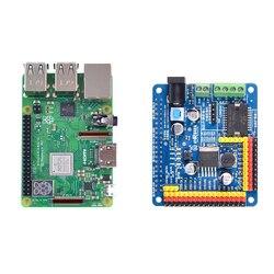 DIY Test Kit 2GB RAM Raspberry PI Entwicklung Board Mit Expansion Board Und 16GB Speicher Karte