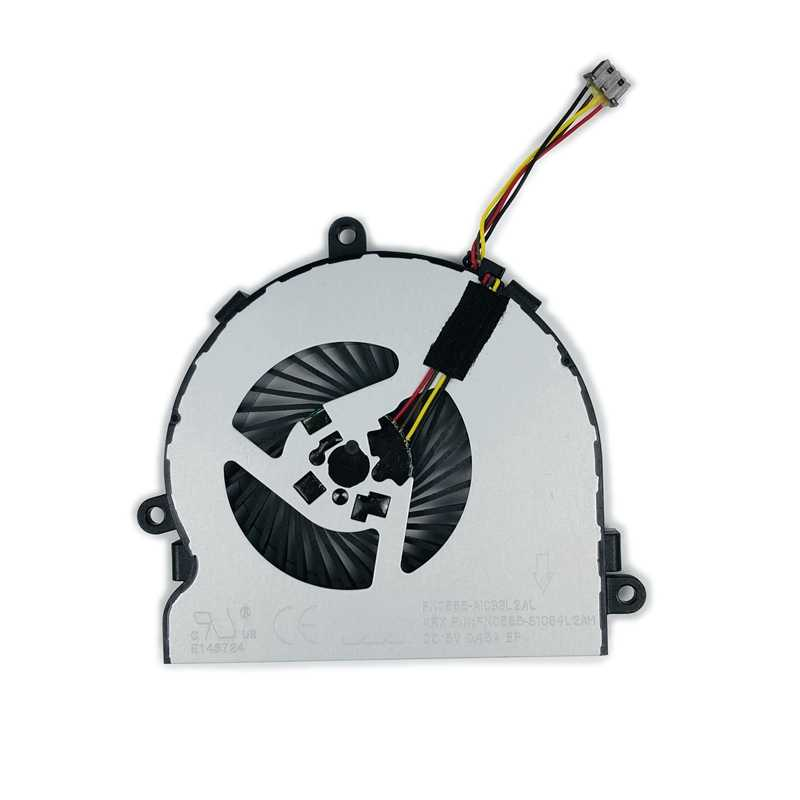 Baru Asli Laptop CPU Cooling Fan For HP 15-AC 15-BS Seri Notebook Cooler FN0565-A1033L2AL 5V 813946-001 925012-001