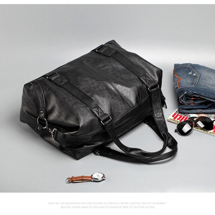 Bolsa Comercial Bolsa de Ombro Masculino bolsa