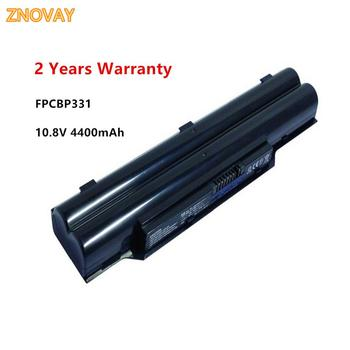 Laptop Battery FPCBP331 For Fujitsu Lifebook A532 AH532 AH532/GFX FMVNBP213 FPCBP347AP CP567717-01 Notebook Battery 10.8V 48WH battery for fujitsu siemens amilo xi2428 pi2530 pi2540 pi2550 battery for p55 3s4400 s1s5 g1s2 05 unwill p55im p75im