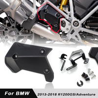 R1200GS LC ADV Middle Side Panel Anti Water Cover Frame Guard Mudguard for2013 2018 BMW R 1200 GS Liquid Cooled 2014 2015 2016