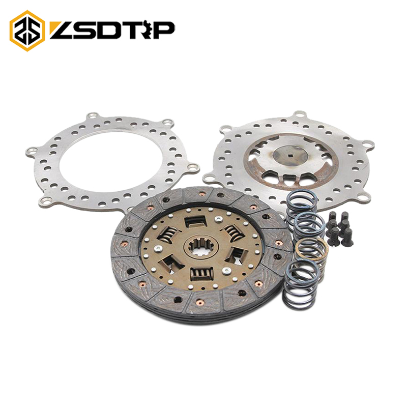 ZSDTRP Ural CJ-K750 Motor New Slutch Plate Case For BMW R1 R50 R71 M72 Side Car Motor K750 Clutch Plate Set