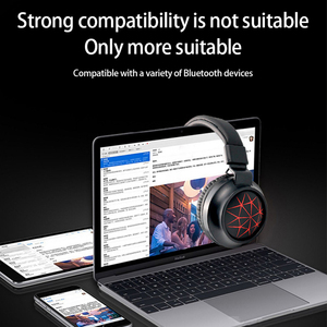 Image 5 - MS k21 Portable Wireless Headphones Bluetooth Stereo Foldable Headset Audio Mp3 Adjustable Earphones with Microphone for Music