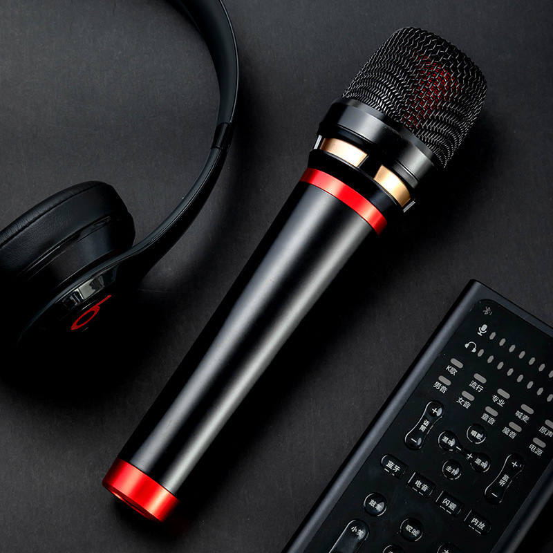 Live Sound Card Set Recorded Songs PK Shoumai GM Special Sound 280/500b Microphone Wholesale