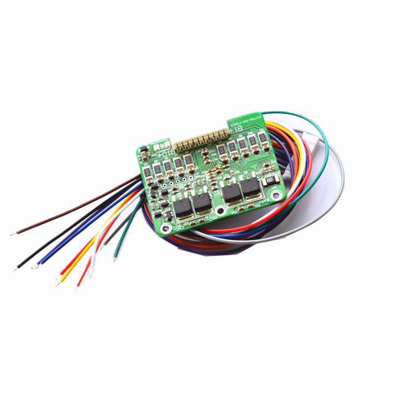 4S 5S 6S 7S 8S 9S 10S 15A LTO BMS 2.4V Lithium Titanate Multi-string Lithium Battery Protection Board balanced BMS