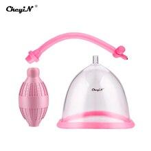 Enlargement-Pump Exerciser Breast-Enlarger-Shape Ckeyin Vacuum-Suction-Cup Manual Body