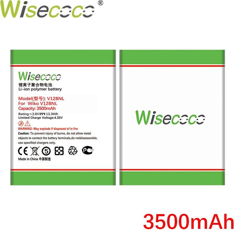 E-yiiviil Bater/ía de repuesto WIKO V12BNL compatible con Wiko Harry 2 Harry2 Smart Phone con herramientas
