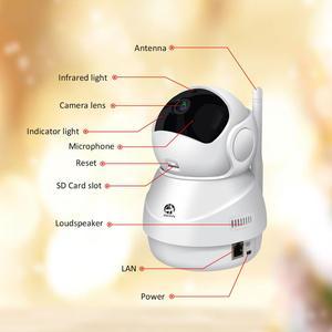 Image 2 - JOOAN 무선 IP 카메라 1080P HD 스마트 와이파이 홈 보안 적외선 야간 비디오 감시 CCTV 카메라 베이비 모니터