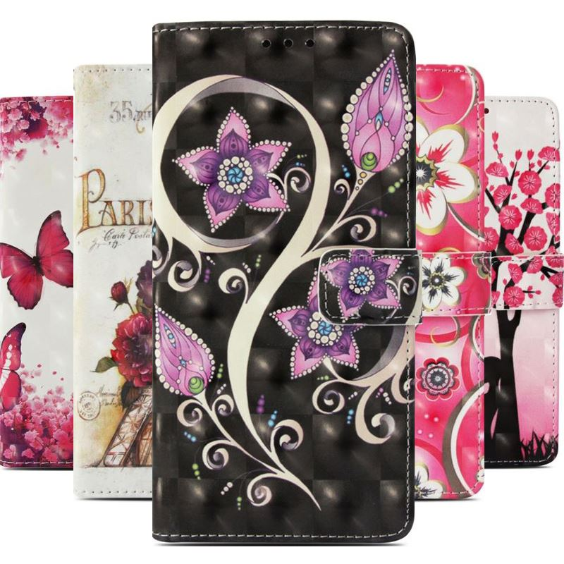 Case For ipod touch 6 5 PU Leather Wallet Case For iPhone SE 2020 6 6S 7 8 Plus 5S X Xs Max Xr Girl Lady Men Book Cover E03E