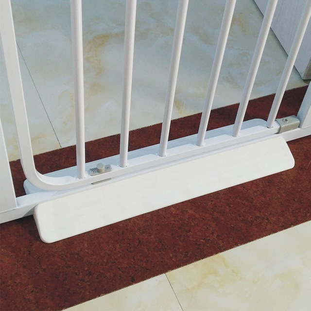 Baby Pets Children Safety Gate Guardrail Pedal Protection Security Stairway Fixed Board For Door Fence Extra Wide Tall Lock Walk