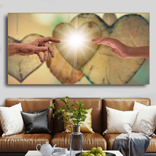 God's Redemption Canvas Painting Wall Art Creative Posters And Prints Wall Picture For Living Room Bedroom Decoration Home Decor buddha statue canvas painting religious wall art picture for living room bedroom decoration posters and prints modern home decor