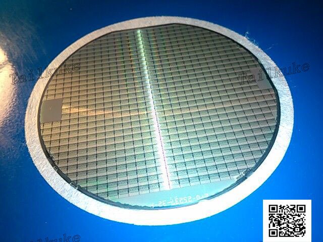 Wafer Silicon Wafer Wafer Complete Chip Silicon Wafer Single Crystal Silicon Wafer 4 Inch
