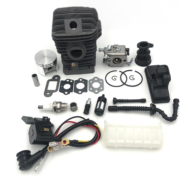 42,5 мм поршневой карбюратор катушки зажигания для STIHL 023 025 MS230 MS250 для бензопилы