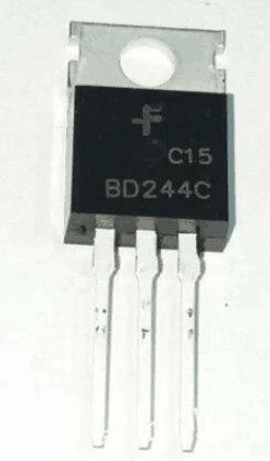 10pcs BD244C TRANSISTOR PNP 100V 6A TO-220