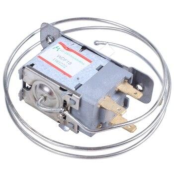 AC 220V-250V Volt 5(4)A 3-Pin 5.8mm Dia Shaft Refrigerator Thermostat