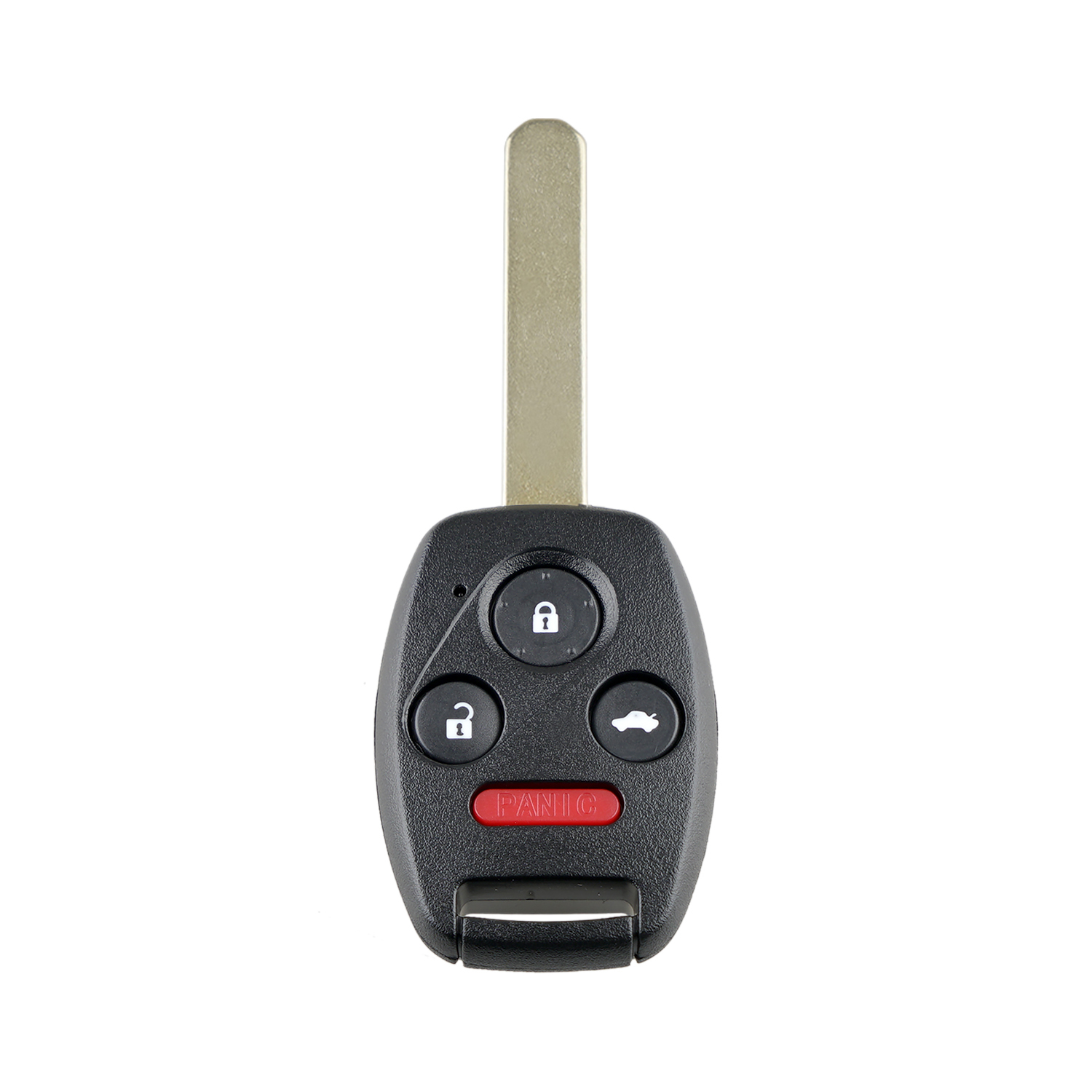 J54 Car Key 4 Key + ID46 Chip 313.8 Frequency Remote Entry Key Fob For 2003 2004 2005 2006 2007 Honda Accord Oucg8d-380h-a